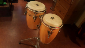 L.P. Junior congas (rare size) - made in US, not overseas