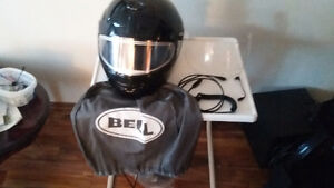 Two motorcycle helmets. Excellent condition Windsor Region Ontario image 1