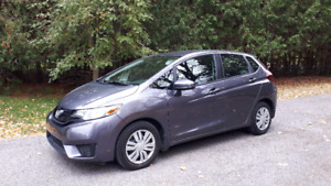2017 Honda Fit - like new!