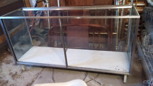 Glass Store Display Counter