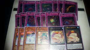 Yugioh Paleozoic/Toadally Awesome (incomplete) deck core