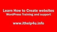 Support - How to do a professional website with WordPress SEO