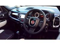 2016 Fiat 500L 1.3 Multijet 95 Trekking with Manual Diesel Hatchback