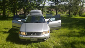 2001 Audi A4 2.8L - Best Car I've Ever Had But Time To Sell It !