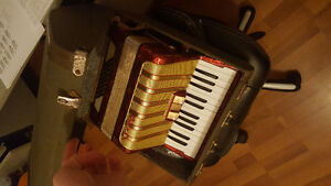 Hohner Concerto II Accordion