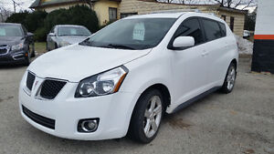 2009 Pontiac Vibe Wagon CERTIFIED AND ETESTED London Ontario image 1