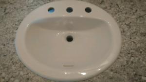 Brand new never used ceramic sink