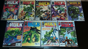 For Sale: Lot of Marvel Comics The Incredible Hulk Gatineau Ottawa / Gatineau Area image 8