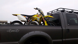 2004 rm250 trade for crf150rb or something similar