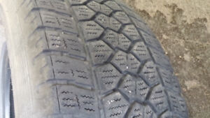 Toyo WLT1 Open Country Winter Tires