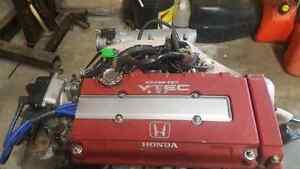 Honda civic B16b