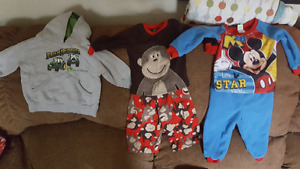 12 month boys toddler clothes