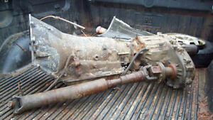 1988 and newer transmission for GMC/Chevy