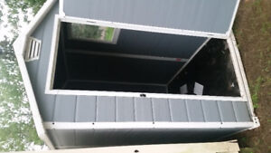 Out door Storage shed