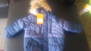 Winter jackets size 12month