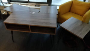 New Lower Prices - Stools, coffee table, tv console, etc