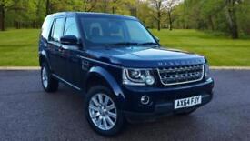2014 Land Rover DISCOVERY SDV6 SE Automatic SUV