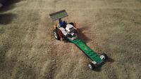 Lego The Riddler Dragster