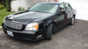 2001 Cadillac DeVille Sedan