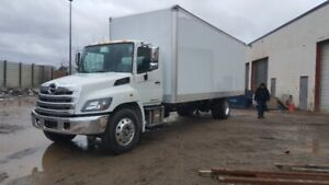 NEW DRY FREIGHT BODY