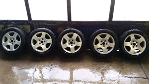 Audi/Volkswagon Tires and Rims $600 O.B.O