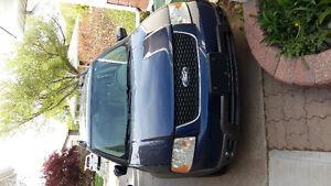 2006 Ford FreeStyle/Taurus X Minivan, Van