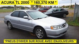 2000 ACURA TL CUIR ,TOIT OUVRANT * 160,370 KM*