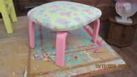 Adorable Child's Footstool