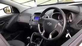 2014 Hyundai iX35 1.7 CRDi S 5dr 2WD Manual Diesel Estate
