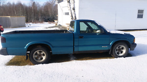 S 10    2wd