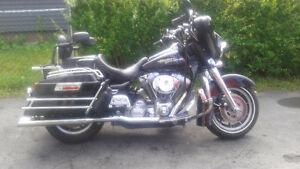 99 Harley FLHT