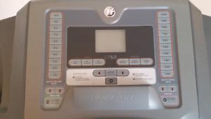 Horizon  CT5.0 Feather Light Treadmill