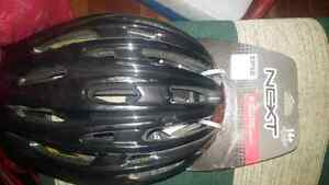 Brand new never used adult bike helmet