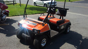 Cart de golf Harley Davidson