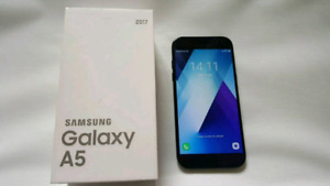 ****SAMSUNG GALAXY A5 2017 FOR S8PLUS CRACKED
