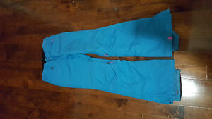Roxy Evolution Snowboard Pants Size S Small 8K or 8,000MM
