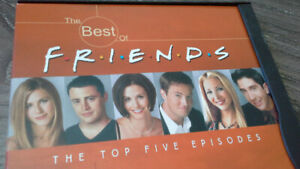 THE BEST OF FRIENDS SEASON 4 COMPILATION DVD