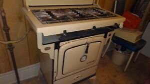 Sterling Gas Antique Stove