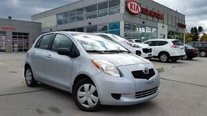 2007 Toyota Yaris LE | HITCH | GREAT ON GAS | AS-IS