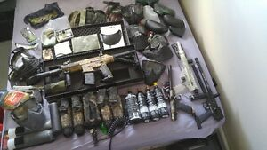 Paintball accessories