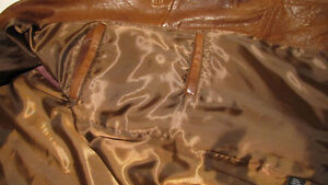 LIKE NEW - Men's Murano Sport leather casual jacket Kawartha Lakes Peterborough Area image 4