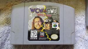 WCW VS NWO (N64)