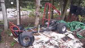 Dune buggy 250 cc project.