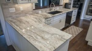 KITCHEN AND BATHROOM COUNTERTOPS GRANITE MARBLE QUARTZ