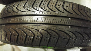 Two sets of tires winter and all season. Perelli and Winterclaw