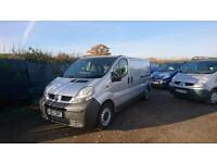 Renault Trafic 1.9TD LL29dCi 100, LWB New Cambelt and full service, 128k,