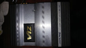 Alpine V12 sub amp