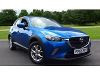 2015 Mazda CX-3 1.5d SE 5dr Manual Diesel Hatchback