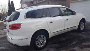 Buick Enclave, Model-2014, Color-White Diamond tri-coat