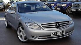 2009 MERCEDES CL CL 500 COUPE 20 INCH WHEELS SURROUND SOUND JUST 35000